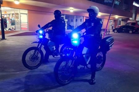 Мексиканская полиция начала патрулировать улицы на украинских электробайках DelFast TopCop