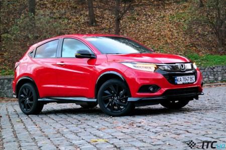 Тест-драйв Honda HR-V Sport: ТОП-5 вопросов и ответов