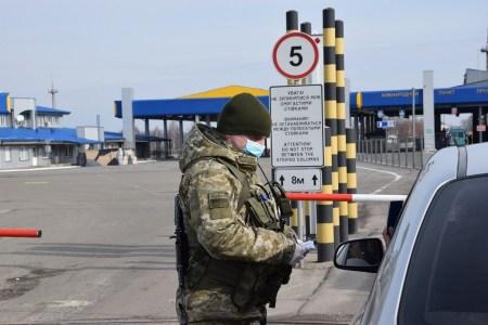 За месяц с момента начала распознавания «евроблях» на границе остановили 340 нарушителей ПДД (160 оплатили штраф и покинули Украину)
