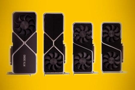 «GeForce RTX 30 Out of Stock Edition». NVIDIA пожаловалась на нехватку GPU и других компонентов для новых видеокарт Ampere