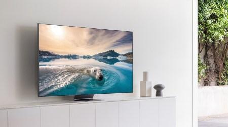 В новых телевизорах Samsung QLED появится функция HDR10+ Adaptive, учитывающая внешнее освещение