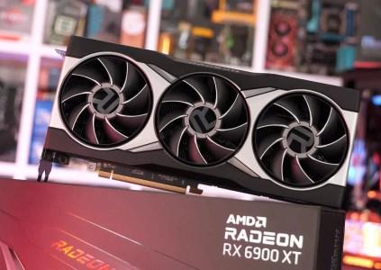 Вышли обзоры референсной версии новой флагманской видеокарты AMD Radeon RX 6900 XT
