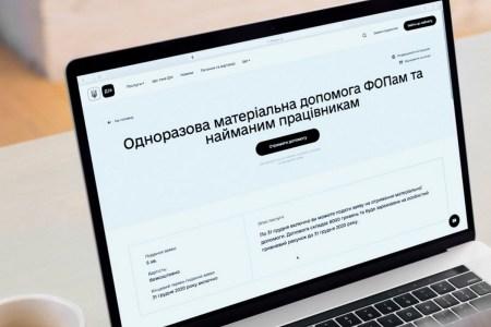 Глава Минцифры: За два дня почти 134 тыс. украинцев успешно подали через «Дію» заявки на материальную помощь ФОПам