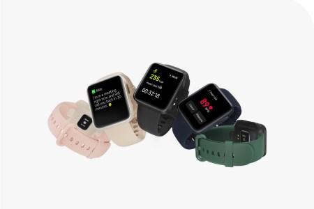 Xiaomi Mi Watch Lite — международный вариант умных часов Redmi Watch с GPS, но без NFC