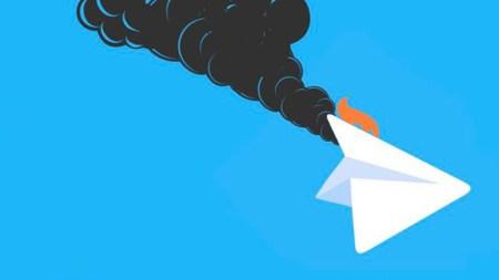 В работе Telegram в Украине и Европе произошел сбой