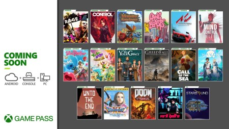 Microsoft анонсировала крупное декабрьское пополнение библиотеки Xbox Game Pass (Control, DOOM Eternal на ПК и другие) и предложила Game Pass Ultimate на 3 месяца за $1