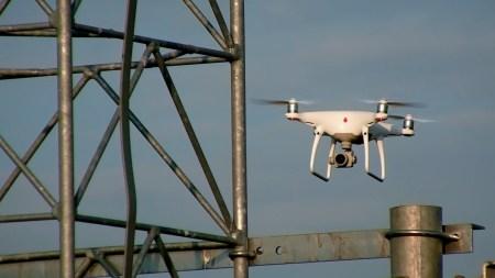 Телеком-эксперимент: Vodafone использует беспилотники от DroneUA для определения оптимального местоположения новых базовых станций 4G и обследования инфраструктуры