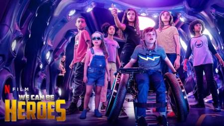 Netflix опубликовал полноценный трейлер супергеройской фантастики We Can Be Heroes / «Мы можем быть героями» (премьера 1 января 2021 года)
