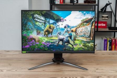 Обзор игрового монитора Acer Predator XB253QGP
