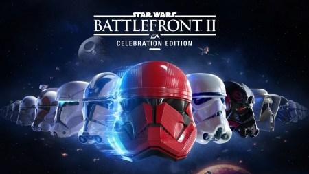 В Epic Games Store бесплатно раздают игру STAR WARS Battlefront II: Праздничное издание