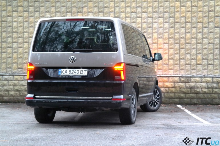 Тест-драйв Volkswagen Multivan T6.1: снова лидер? (ТОП-5 вопросов и ответов)