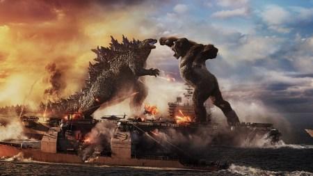 Первый трейлер фантастического фильма Godzilla vs. Kong / «Годзилла против Конга» [премьера 26 марта 2021 года]