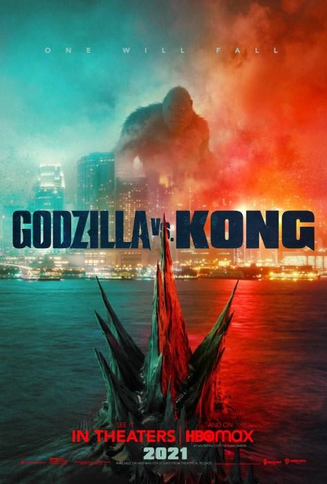"""Первый трейлер фантастического фильма Godzilla vs. Kong / """"Годзилла против Конга"""" [премьера 26 марта 2021 года]"""