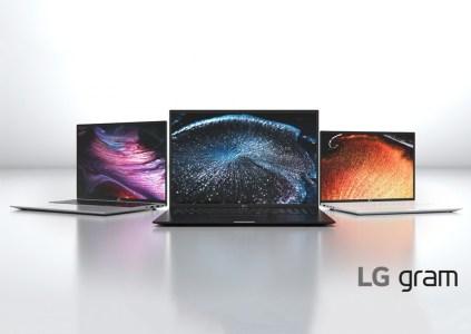 Ноутбуки LG Gram получили процессоры Intel 11-го поколения, дисплеи с соотношением 16:10 и большие батареи