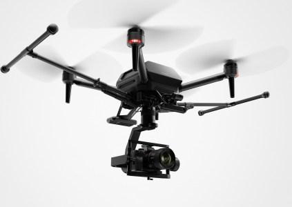 Sony анонсировала свой первый дрон Airpeak с интегрированной полнокадровой камерой Alpha