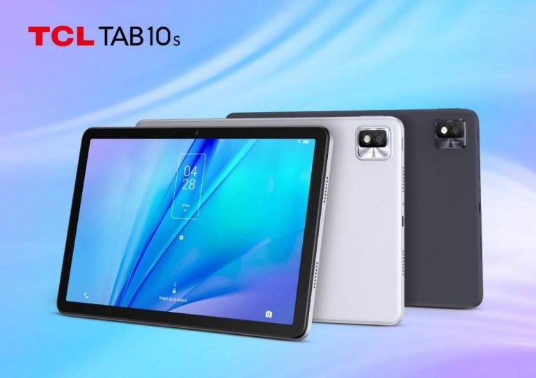 TCL создала ридер Nxtpaper с цветным экономичным дисплеем, планшет Tab 10S, TWS-наушники Moveaudio S600 и трекер домашних животных