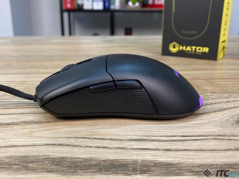 Игровая мышь Hator Pulsar - максимум легкости