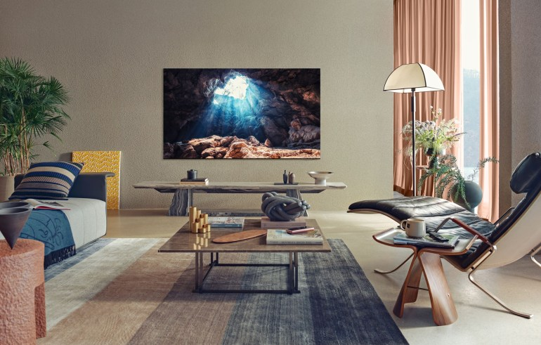 Samsung First Look 2021: Neo QLED и забота об экологии