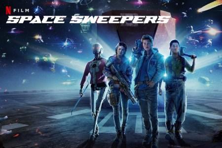 Первый трейлер корейского фантастического фильма Space Sweepers / «Космические уборщики» от Netflix [премьера 5 февраля]