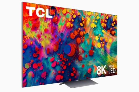TCL представила линейку телевизоров 2021 года — QLED, Mini-LED и 8K в топовых моделях