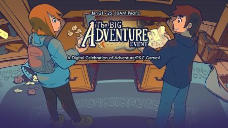 В Steam стартовала акция The Big Adventure Event, посвященная играм-адвентюрам