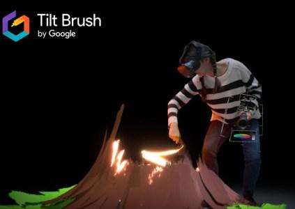Google прекращает поддержку VR-приложения Tilt Brush и открывает его исходный код