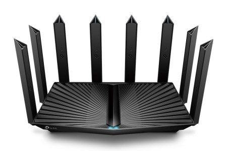 Стартовали продажи TP-Link Archer AX90 — трехдиапазонного роутера с поддержкой Wi-Fi 6 (AX6600) по цене 8999 грн
