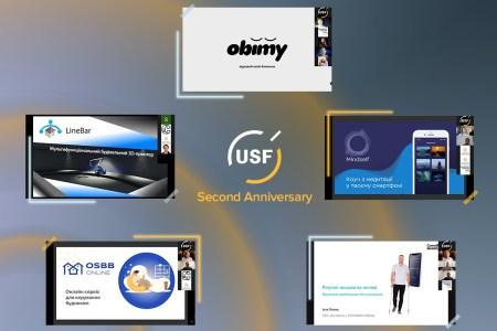 OSBB Online, ComeBack Mobility та ін.: УФС оголосив 5 стартапів-переможців 20-го Pitch Day, які отримають $125 тис. грантiв