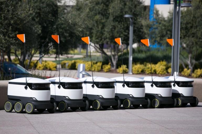 Эко-доставка будущего: электрокары, дроны и роботы