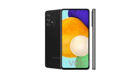 Смартфоны Samsung Galaxy A52 и A72 получат дисплеи с частотой обновления до 120 Гц
