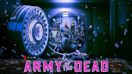 Первый трейлер зомби-боевика «Армия мертвецов» / «Army of the Dead» Зака Снайдера (премьера на Netflix — 21 мая 2021 года)