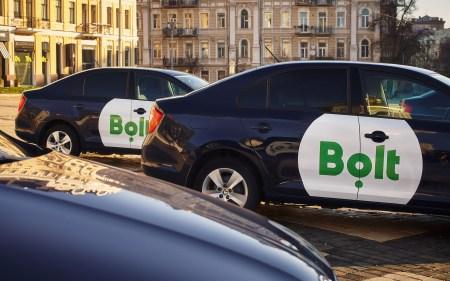 Чернігів став одинадцятим містом України, в якому запустився таксі-сервіс Bolt