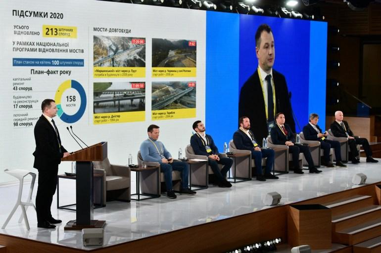 """Офіційно: """"Укравтодор"""" звернувся до КМДА щодо передачі на баланс Подільсько-Воскресенського мосту для прискорення його будівництва"""