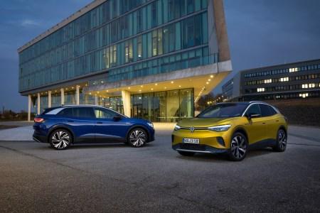 Официально: Volkswagen начнет серийное производство электромобиля VW ID.5 уже во второй половине текущего года, это будет купе-версия кроссовера VW ID.4