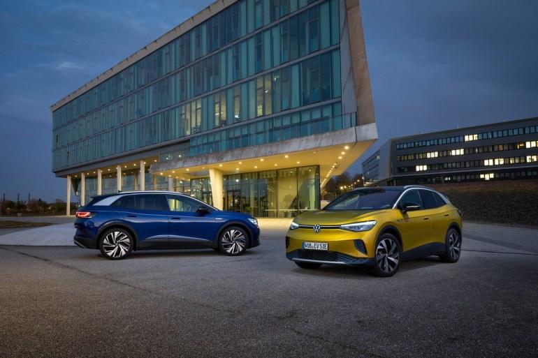 Volkswagen открывает предзаказы на электромобиль VW ID.4 в США, Китае и 30 странах Европы (до конца года немцы рассчитывают продать 100 тыс. штук)