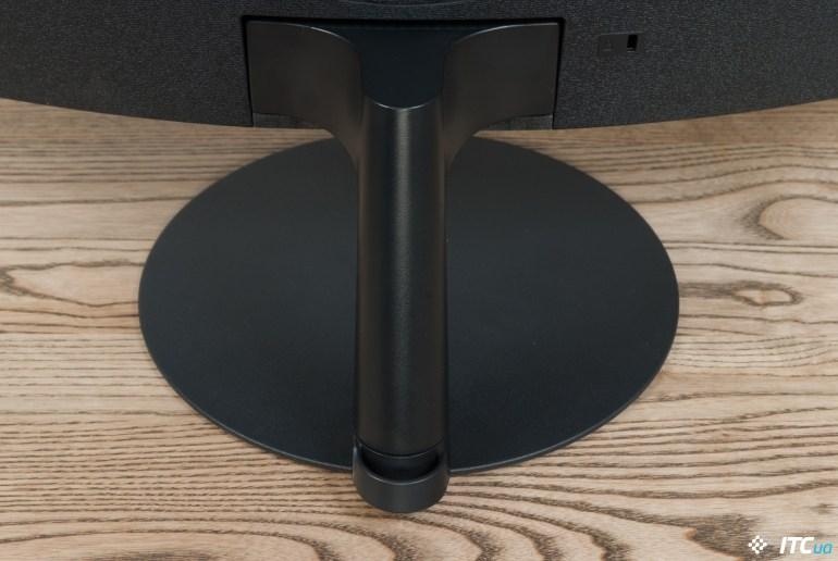 Обзор монитора Samsung C27T55