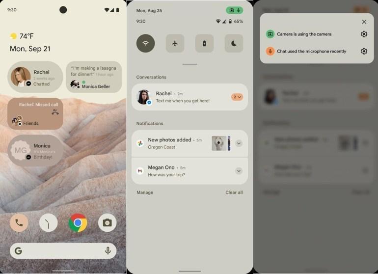 Snow Cone — вероятное кодовое имя Android 12. Обновление добавит нативный режим управления одной рукой и игровой режим