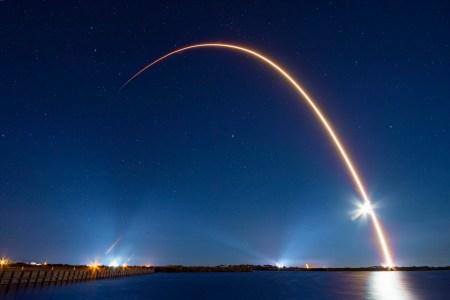 Первая ступень Falcon 9 не смогла сесть на морскую платформу после вывода спутников Starlink на орбиту, прервав самую длинную серию из 24 последовательных успешных посадок