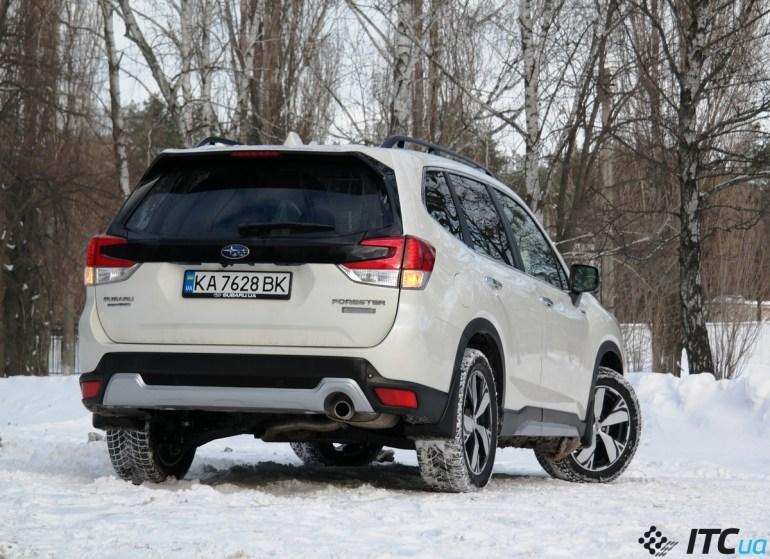 Тест-драйв гибрида Subaru Forester e-BOXER: ТОП-5 вопросов и ответов