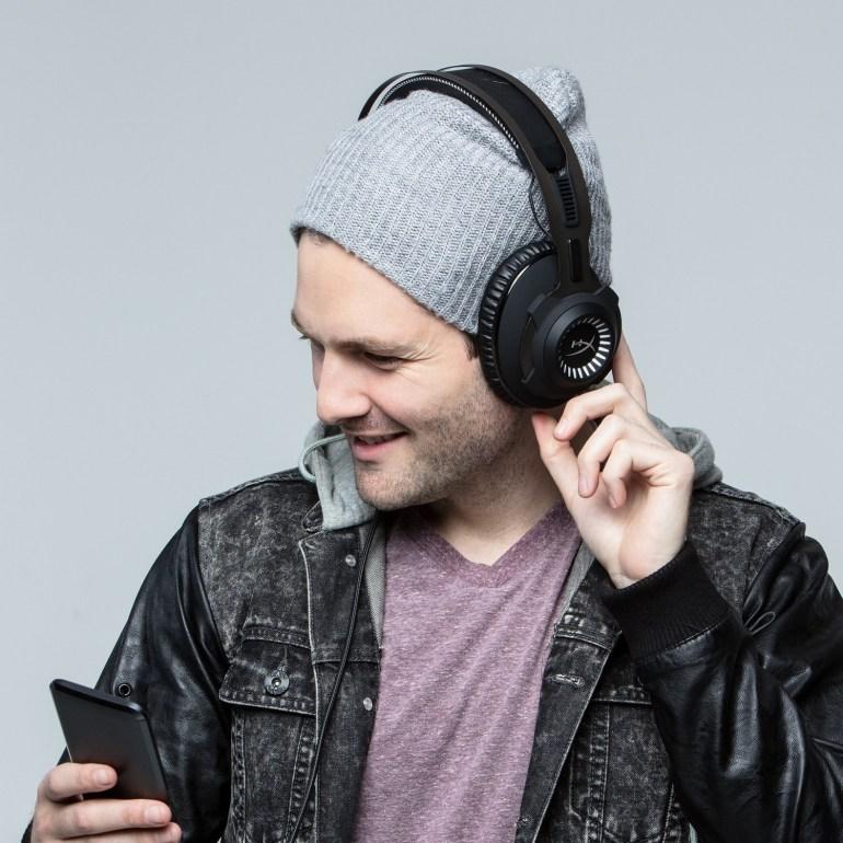 В Украине стартовали продажи геймерской гарнитуры HyperX Cloud Revolver + 7.1 с поддержкой виртуального объемного звука по цене 5199 грн