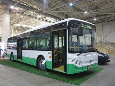 Київ планує придбати 20 електроавтобусів