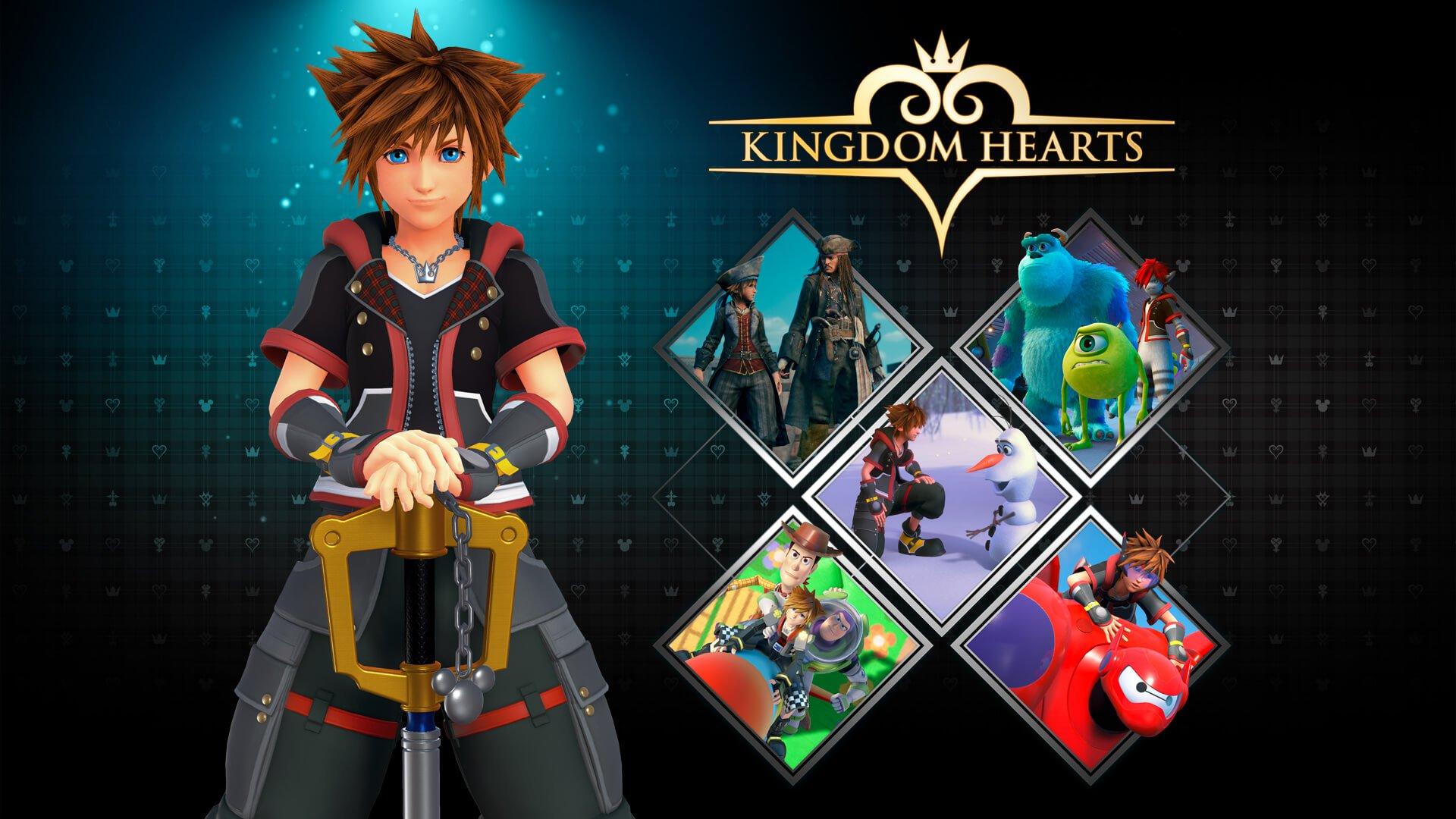 Серия игр Kingdom Hearts выйдет на ПК в качестве эксклюзива для Epic Games Store - ITC.ua