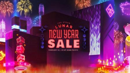 В Steam стартовала распродажа «Лунный Новый год» (11-15 февраля)