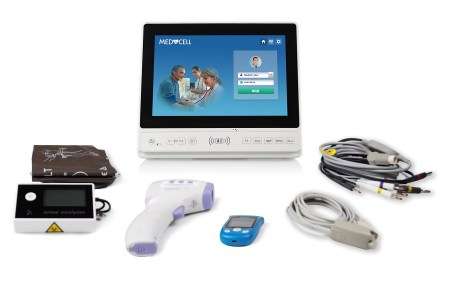 lifecell запускає продаж обладнання «все в одному» для телемедицини та обстеження пацієнтів Medcell