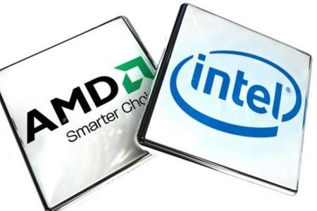 Intel впервые за три года отыграла у AMD часть рыночной доли в мобильном и настольном сегментах
