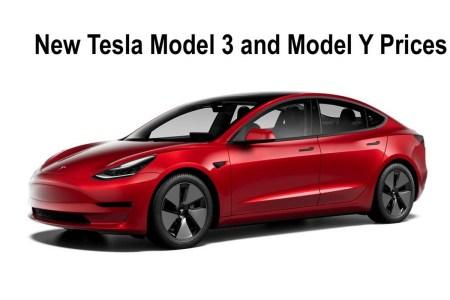 Tesla снизила цены на базовые варианты Model 3 и Model Y в США — теперь от 36 990 долларов и 39 990 долларов соответственно