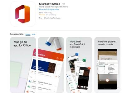 Новое унифицированное приложение Microsoft Office наконец стало полноценно доступным для iPad