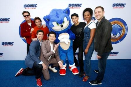 Фантастический фильм Sonic the Hedgehog 2 / «Ёжик Соник 2» выйдет в кинотеатрах 8 апреля 2022 года [тизер]