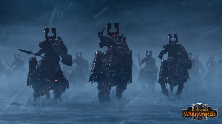 Sega официально анонсировала Total War: Warhammer III