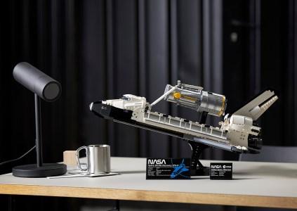 Lego выпустит детализированный набор Space Shuttle Discovery по цене $200